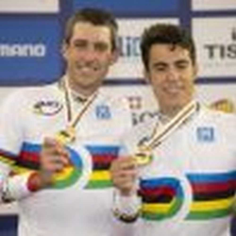 Albert-Torres-David-Muntaner-campeones-del-mundo-Madison