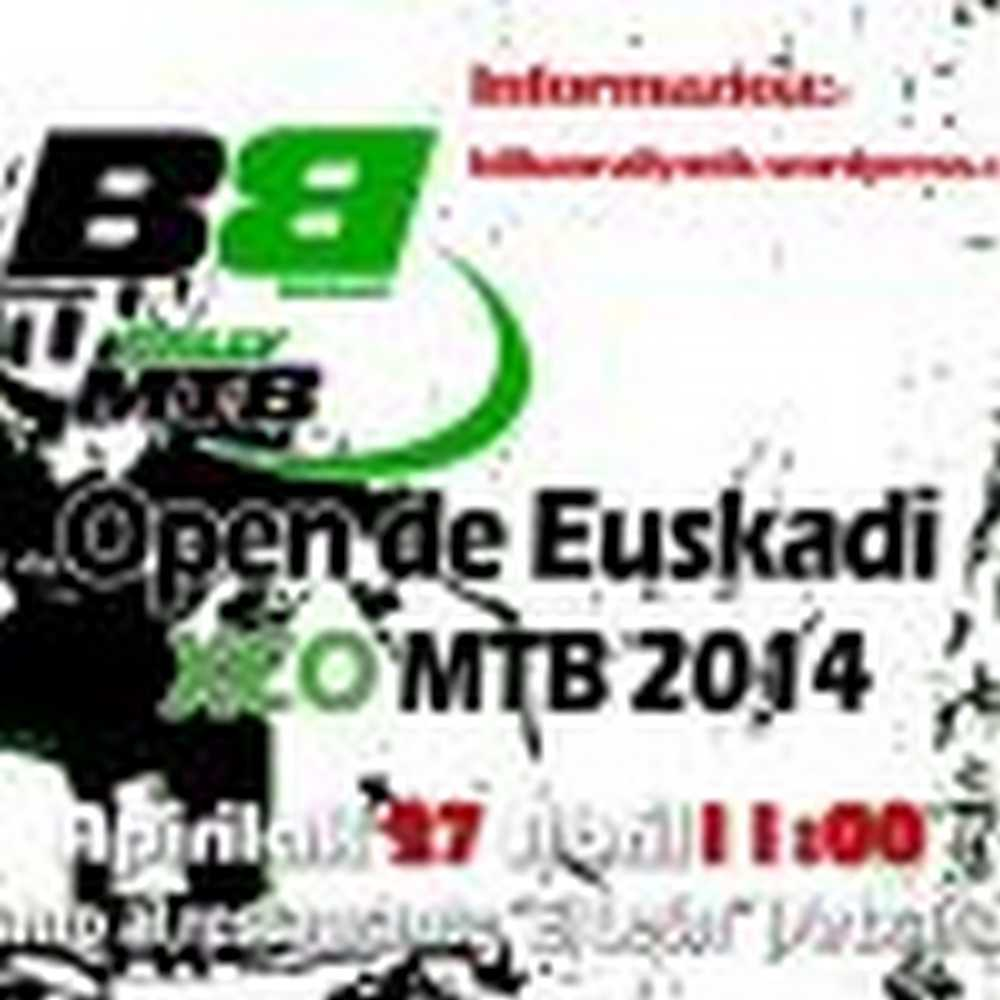 cartel bilba open recortado