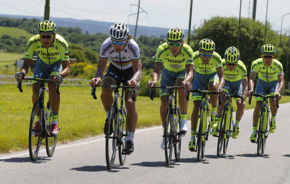HED con Tinkoff
