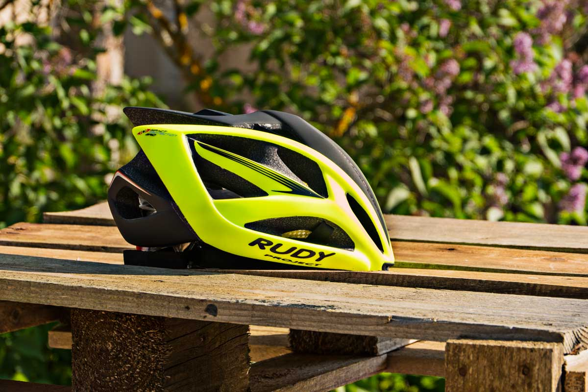 casco Rudy Project Airstorm