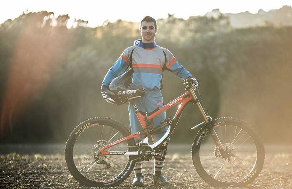 Alex Marin ficha por el Madison Saracen Factory Team