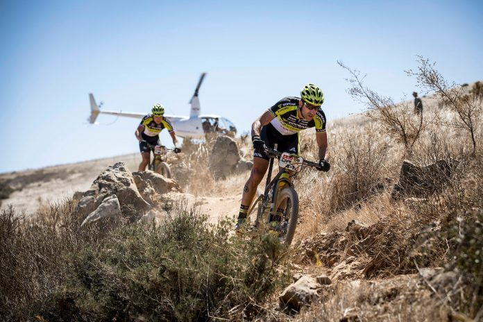 vídeo resumen de la Absa Cape Epic