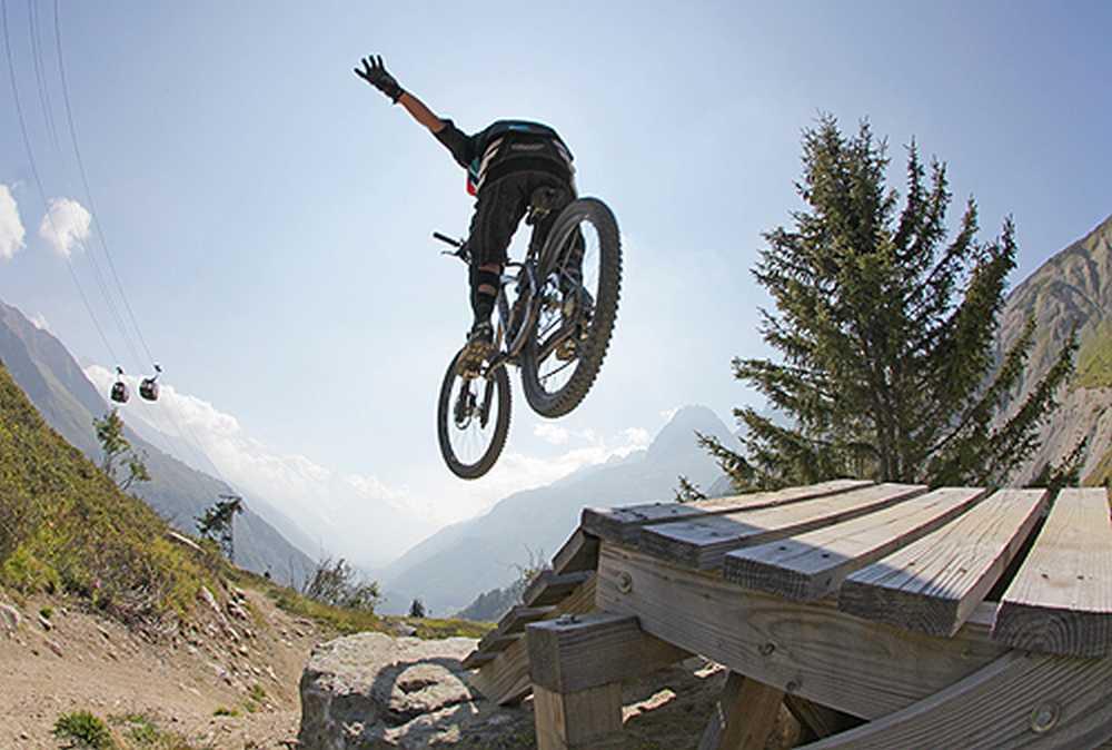 mendi film festival, montaña, bcicicleta