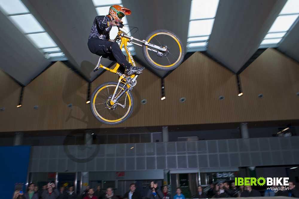Eric Portillo, Bec, Exponatur 2012, bicicleta