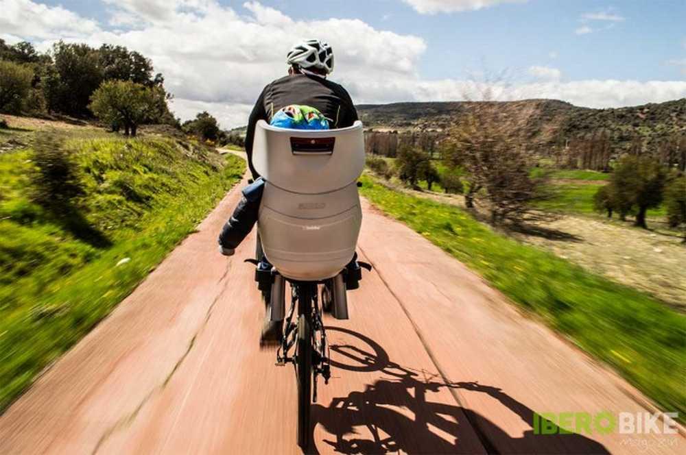 Bobike, sillitas portaniños para bicis iberobike