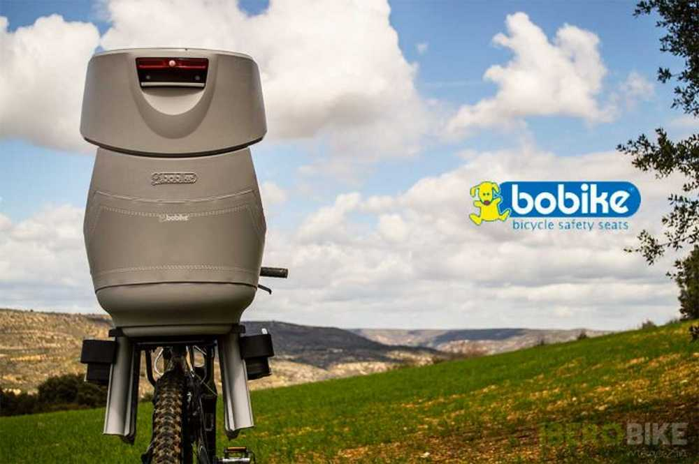 bobike,silla porta bebes, bicicleta