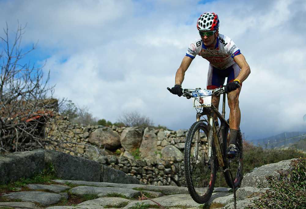 Jose De Segovia (Super Froiz) 2º clasificado Élite Masculina