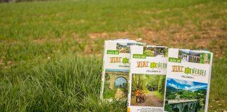 vias verdes,libro,guia