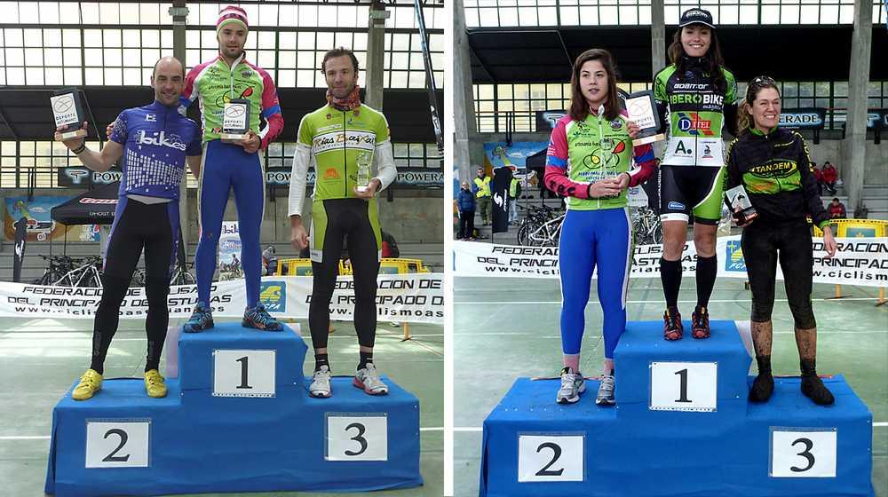 podiums iberobike