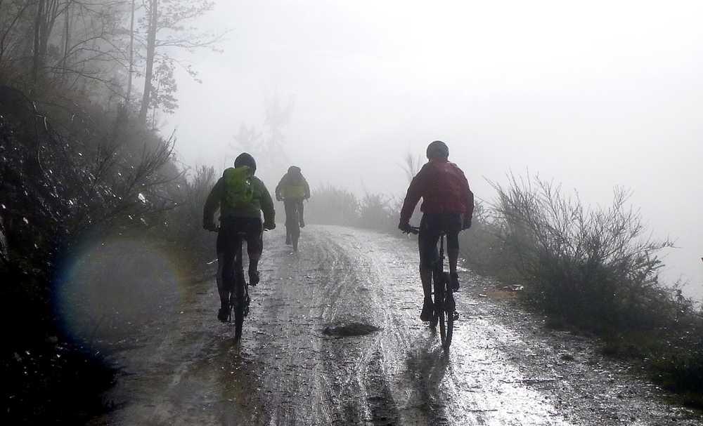 primera lluvia iberobike