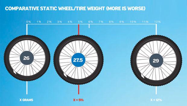 tamaños rueda