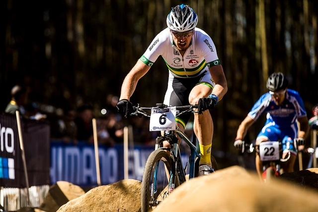 at the 2013 UCI MTB World Championships, Pitermaritzburg, South Africa