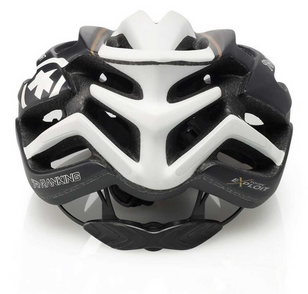 Assos helmet JINGO back