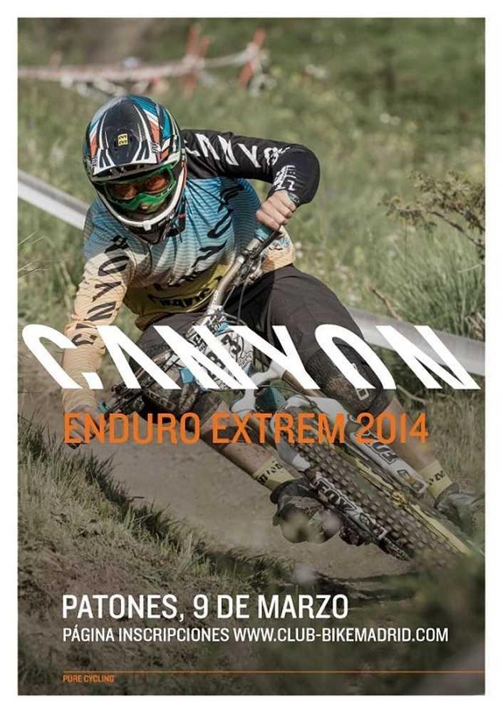 Canyon Enduro Extrem 2014