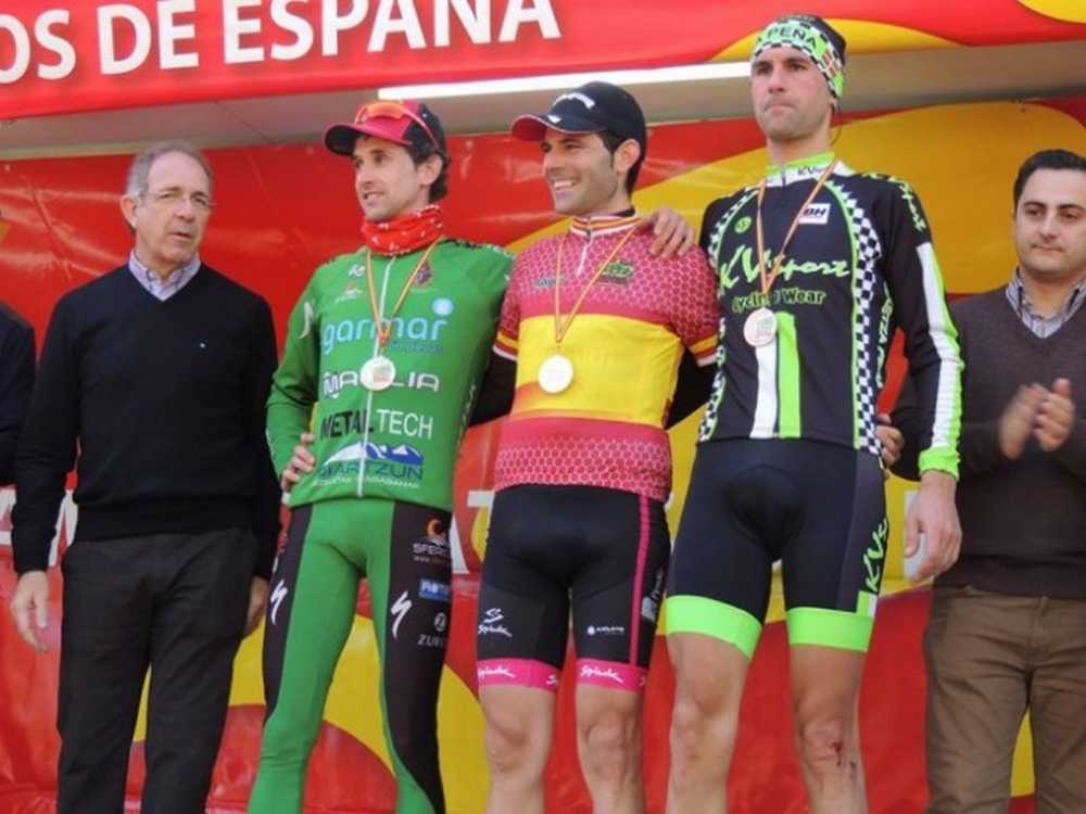 podium-Campoeonato-de-españa-ciclocroos-2014