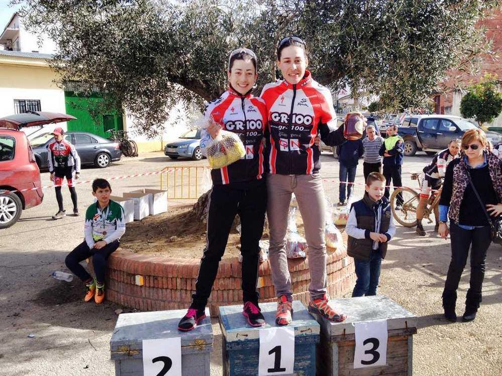 podium Susana Alonso Carballo