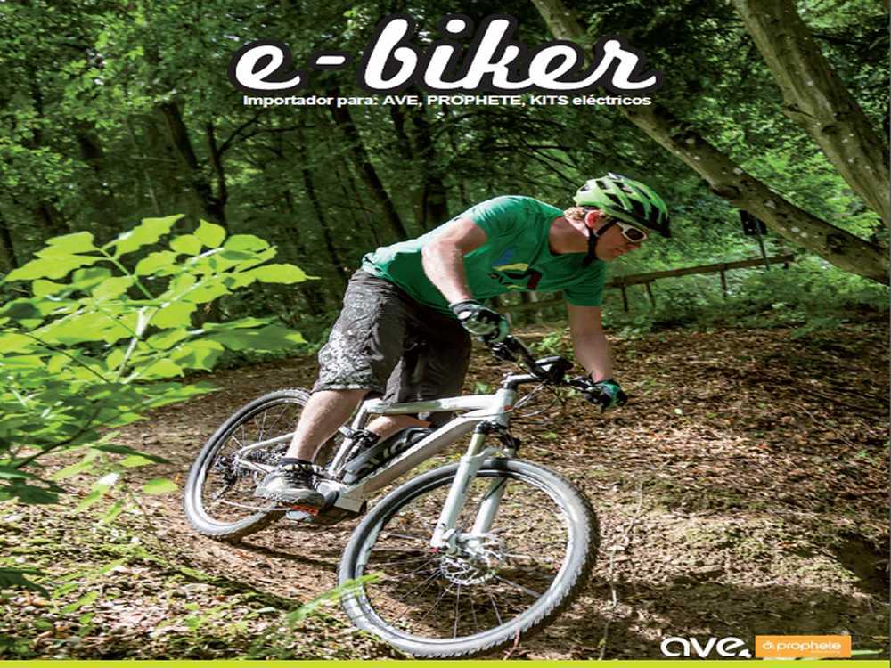e- biker