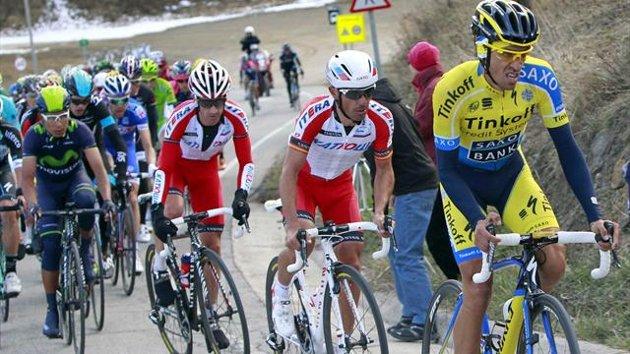 Contador Volta 2014