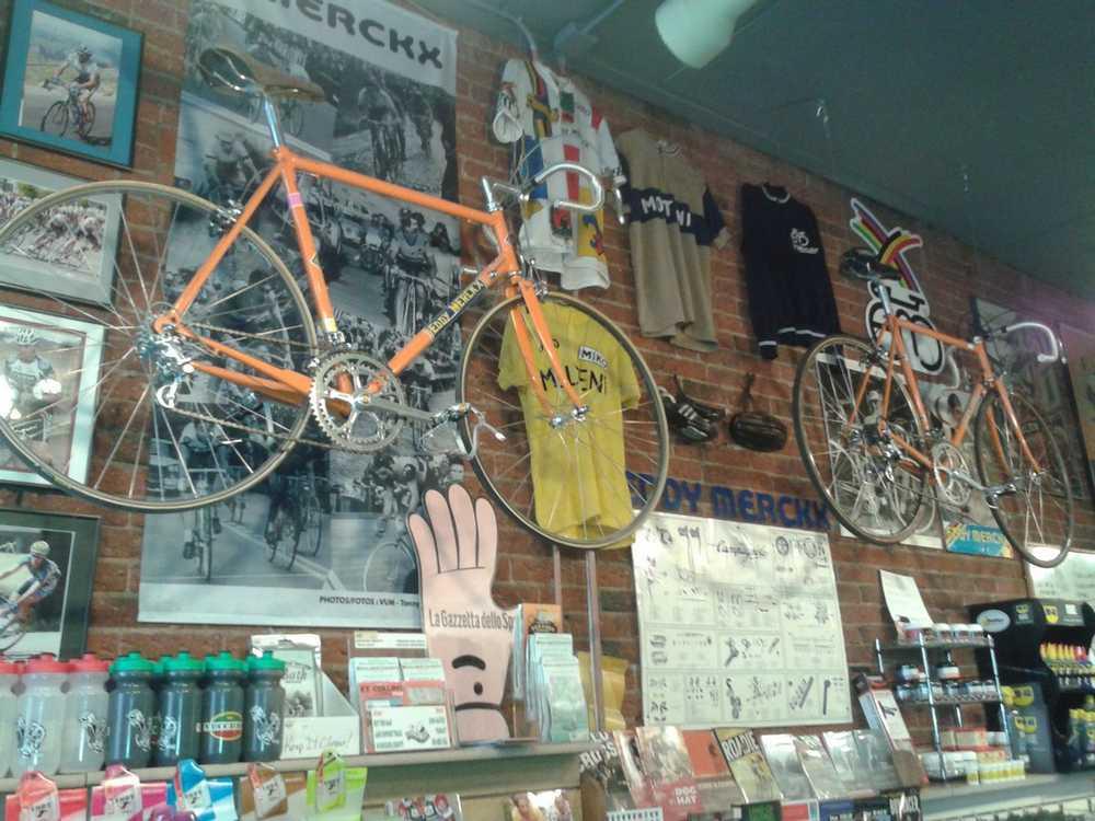 Eddy Merckx Vecchio´s Bicicletteria