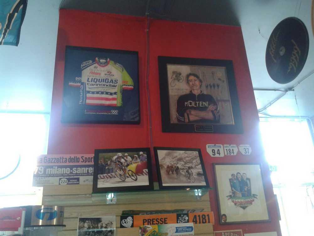 Laminas y posteres Vecchio´s Bicicletteria
