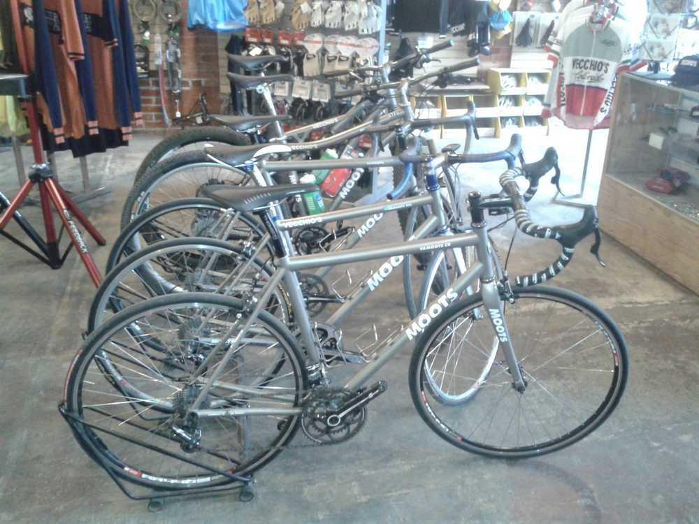 Moots Vecchio´s Bicicletteria
