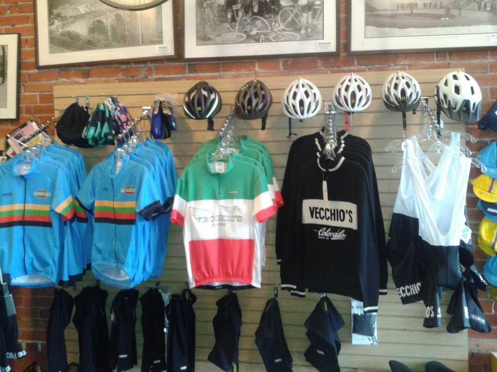 maillots Vecchio´s Bicicletteria