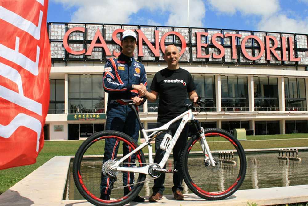 Dani Sordo Renueva Su Acuerdo Con Maestre Bikes Iberobike