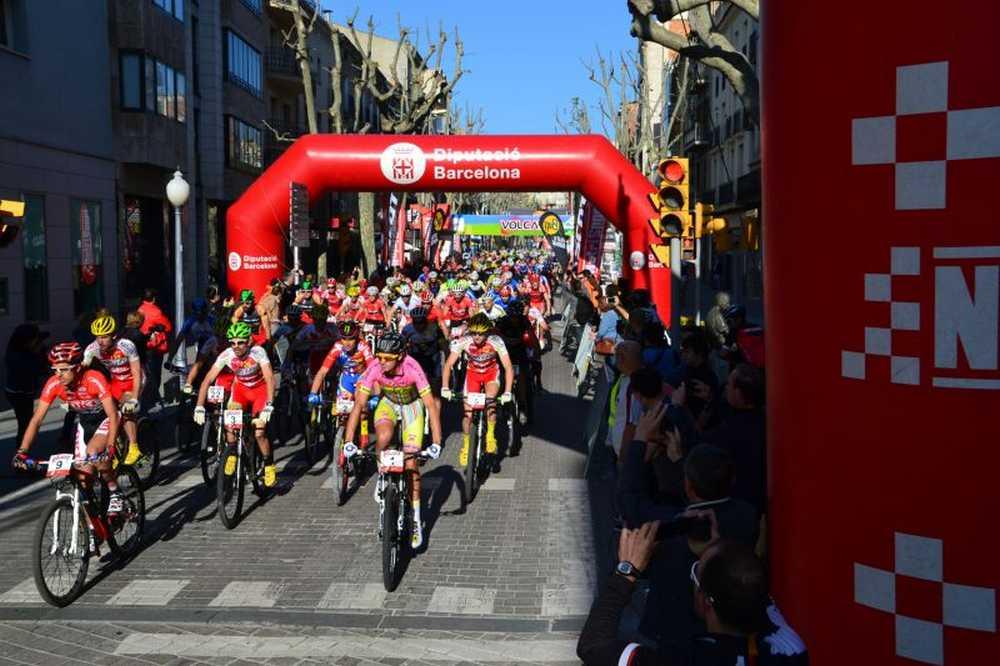Volcat 2014 salida primera etapa