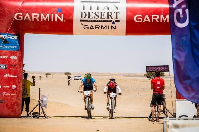 sprint cuarta etapa titan desert