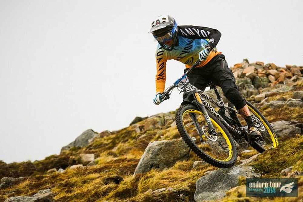 Bluegrass Enduro Tour 2014 Glencoe Scotland