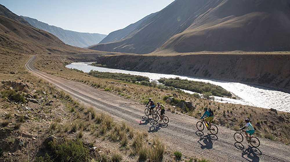 Silk Route Bike Challenge