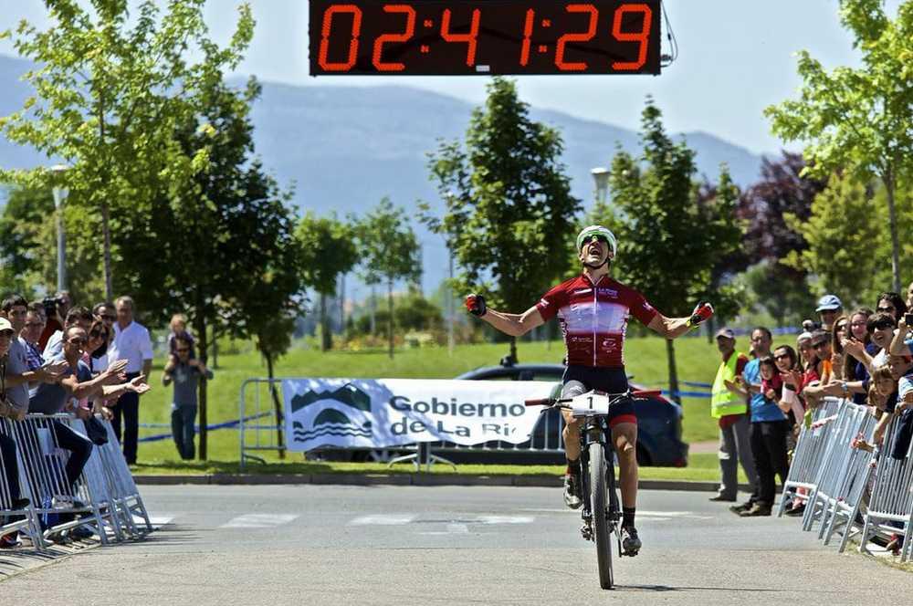 Carlos Coloma la rioja bike race 2014