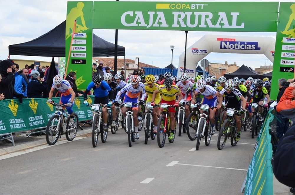 salida CCR 2014 Cascante