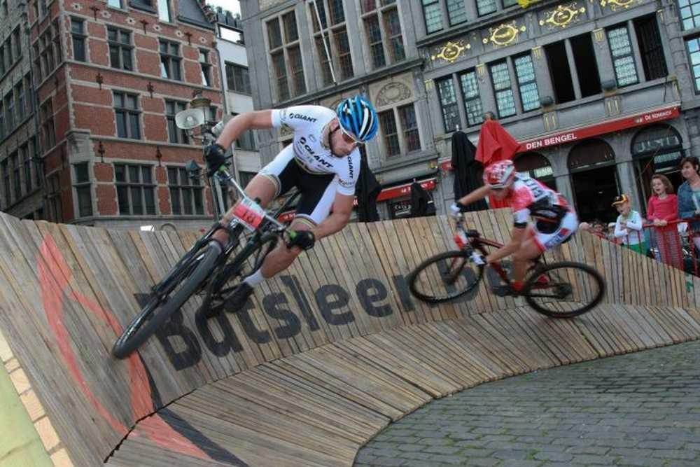 City Mountainbike Amberes 3