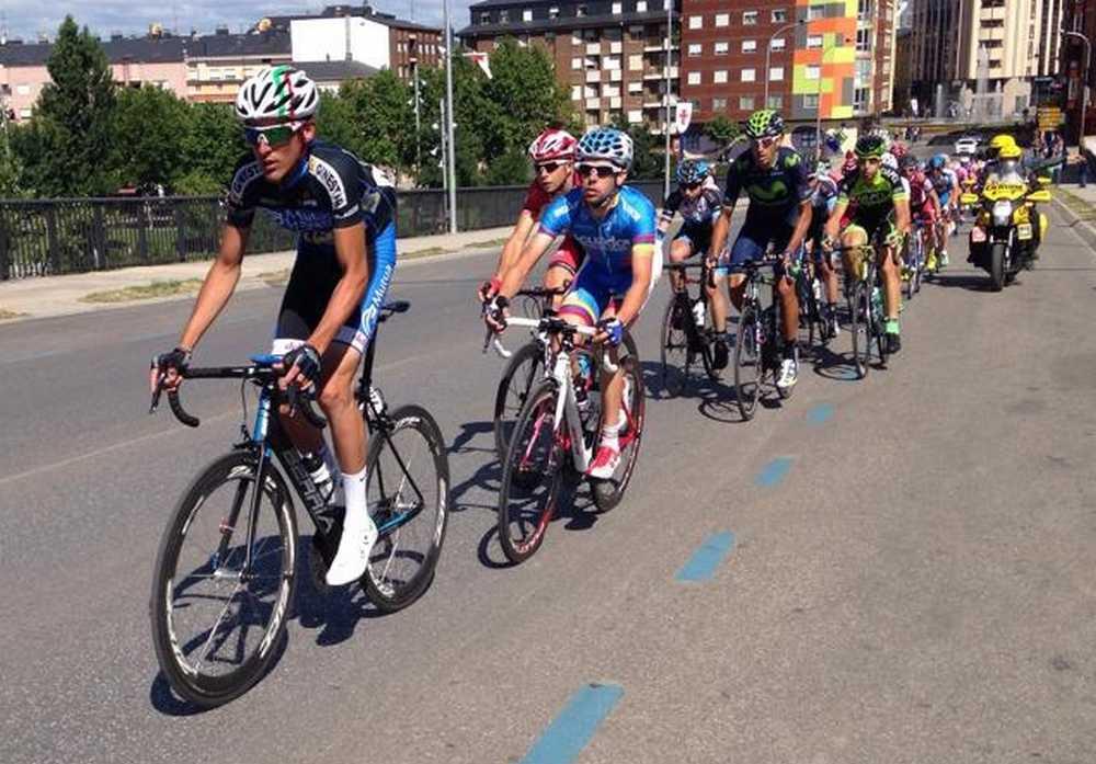 foto cristian campeonato de España