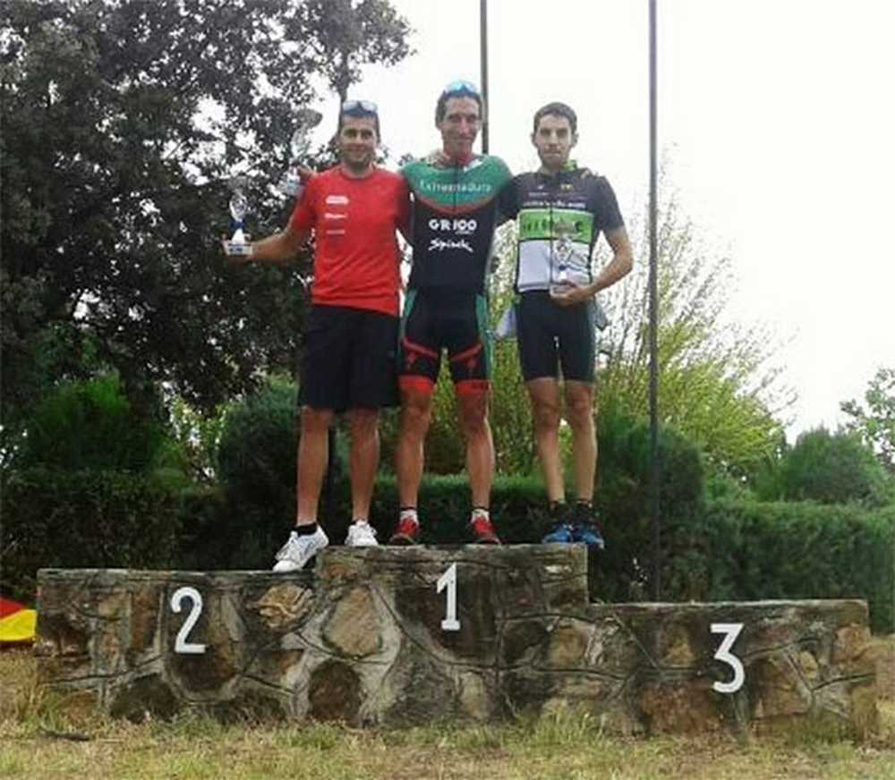 podio Cto Extremadura xco