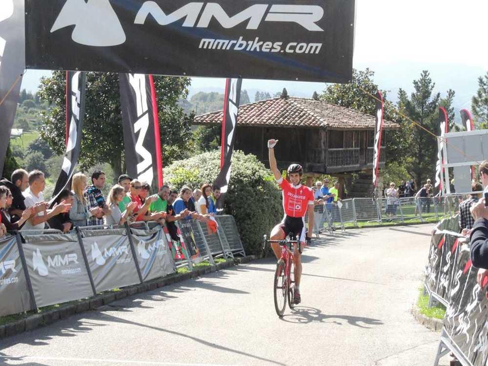 Aitor hernandez Ciclocross C X Perience