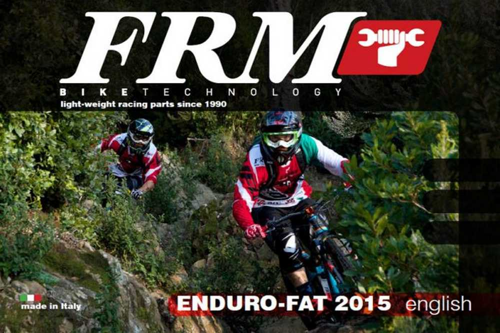 Catálogo Frm enduro y fat bikes 2015