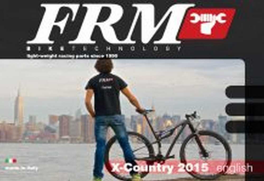 Catálogo Frm x-country 2015