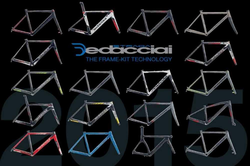 Catálogo bicicletas Dedacciai 2015