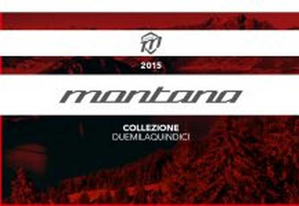 Catálogo bicicletas Montana 2015
