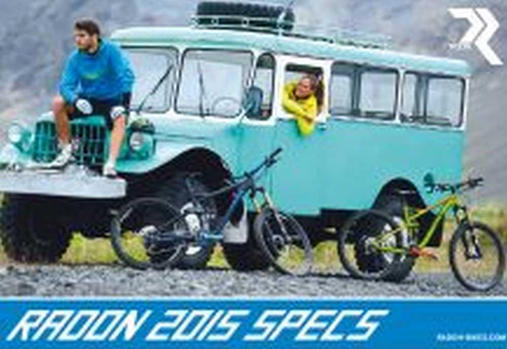 Catálogo bicicletas Radon