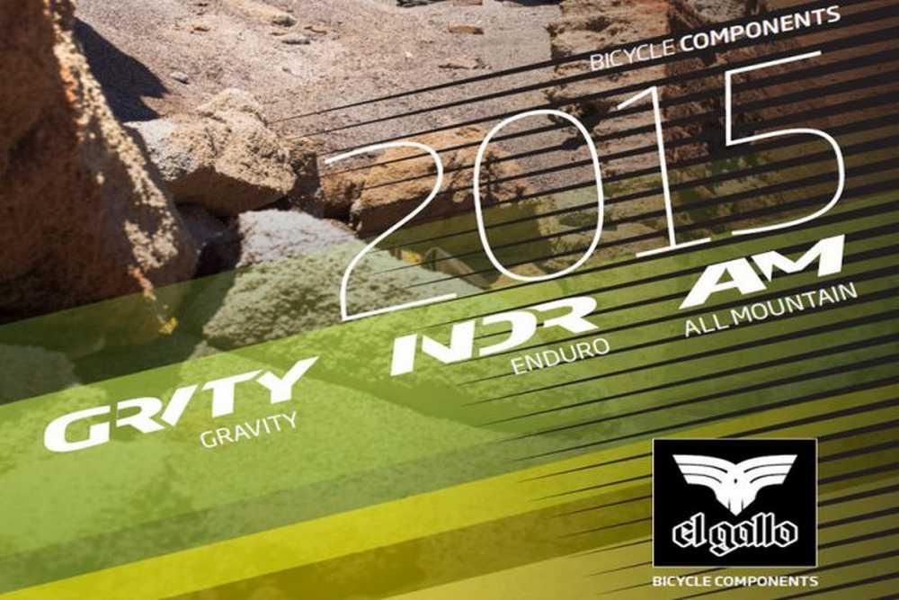 Catálogo componentes El Gallo 2015