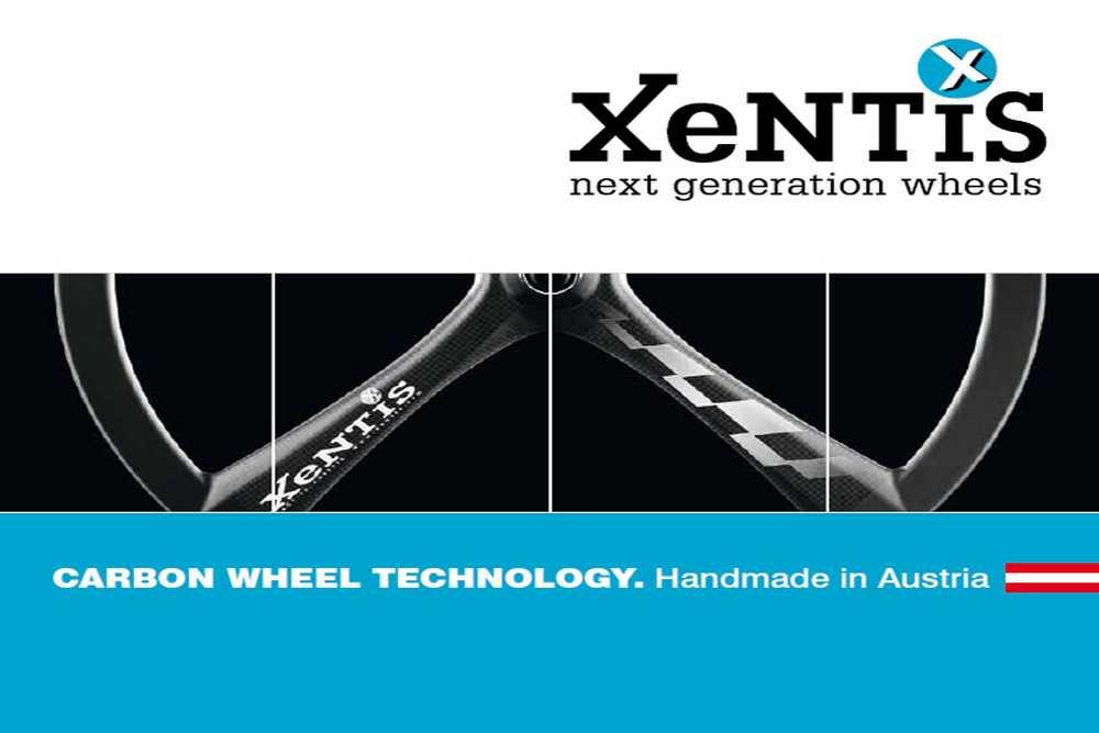 Catálogo ruedas de carbono XeNTiS 2015