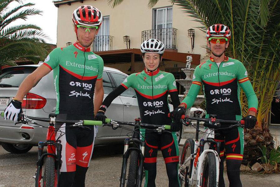 Extremadura-GR100 MTB Team