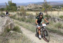 esmeralda charco salida XIV Maraton Sierra Norte – Venturada