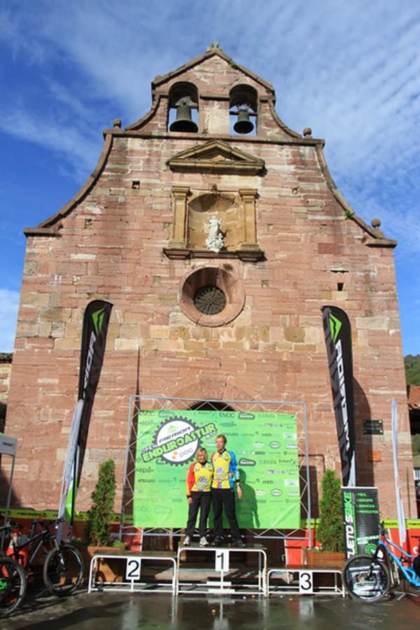 podio enduroastur tuña 2014