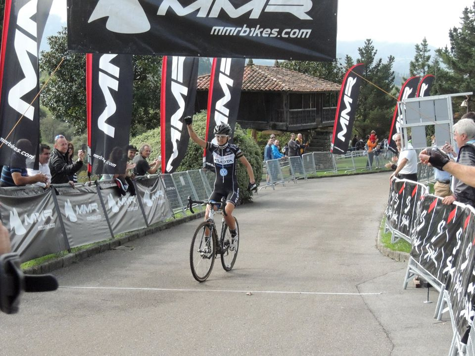 Rocio Gamonal Ciclocross C X Perience