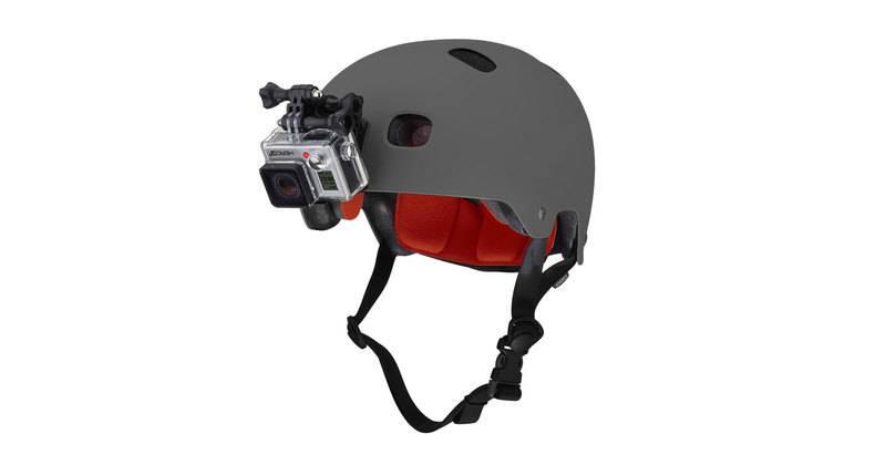 go-pro en el casco de michael Schumacher