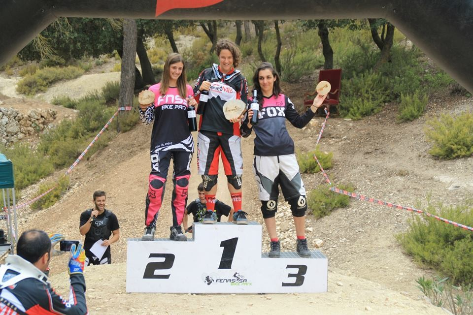 podio Fenasosa Fun Cup 11 4